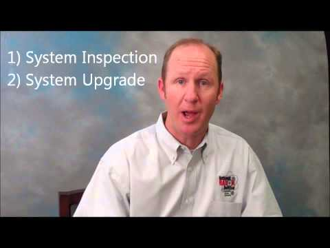 Curt Drew, President of the National Radon Defense, talks about the importance of inspecting and upgrading an existing radon mitigation system. Some households have radon mitigation systems older than seven or eight years old and might not be operating at peak performance, potentially jeopardizing you and your loved ones.