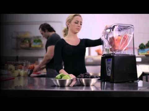 Commercial Blender w/ WildSide Jar Blendtec Connoisseur 825