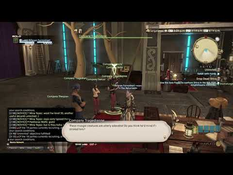 Final Fantasy XIV Return To Ivalice