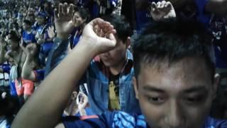 Suporter Aremania Tour Banjarmasin 2016 Arema Vs Barito Putra