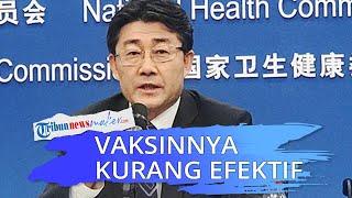 Pejabat China Diserbu Krititk setelah Sebut Vaksin Buatan Negaranya Kurang Efektif, Kini Klarifikasi