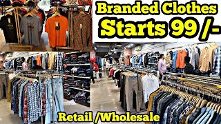 Branded Clothes At Cheap Price | Mens Wear Wholesale/Retail | Shirt, T-shirt,jeans,pants,jackets