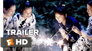 Our Little Sister Official Trailer 1 (2016) - Hirokazu Koreeda Movie HD