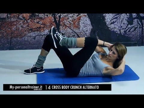 Scoliosis di esercizio di anna kurkuriny