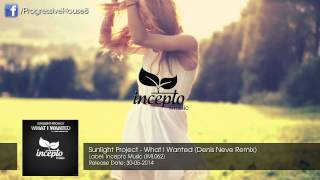 Sunlight Project - What I Wanted (Denis Neve Remix)