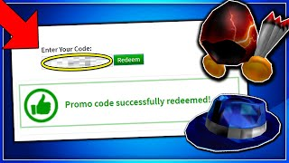 ALL ROBLOX PROMO CODES (2014-2019) BEST CODES!