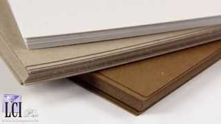 Kraft Paper Finishes And Weights