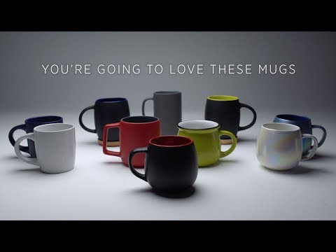 PCNA New Ceramic Mugs