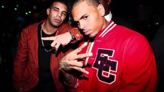 Chris Brown DISS DRAKE - I Don't Like REMIX