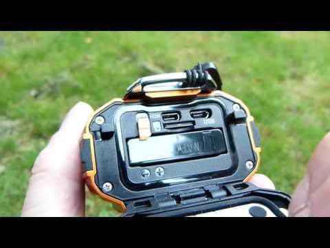 Test Ricoh Actioncam WG-M1