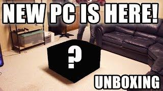 Ironside Pc Unboxing видео