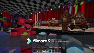 Minecraft FNAF 6 Pizzeria Simulator - HELPY IS MAD AT BRYAN