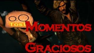 Resident Evil 6 - Momentos Graciosos
