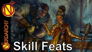 Skill Feats for 5E D&D| Unearthed Arcana Review