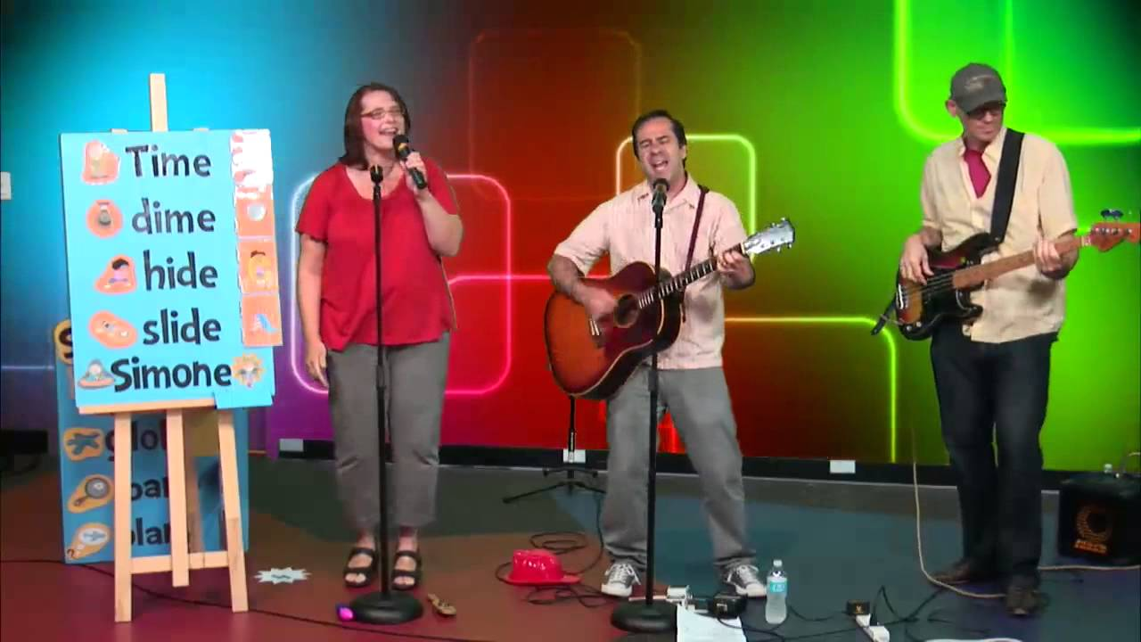 """Silent e"" LIVE at Kids Clubhouse"