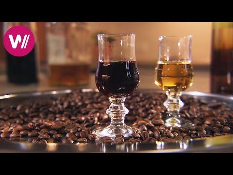 Schnaps und Likör aus Kaffeebohnen selber ansetzen! (mit Rezept)