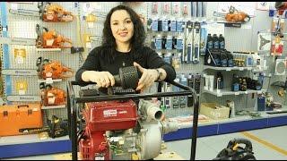 Мотопомпа Stark WPC 50 для химических жидкостей от компании ПКФ «Электромотор» - видео