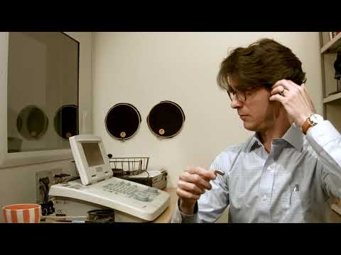 How to Insert a Behind the Ear Hearing Aid