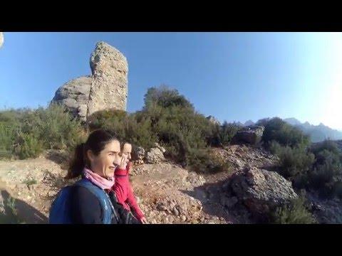 Excursión a Montserrat desde El Bruc