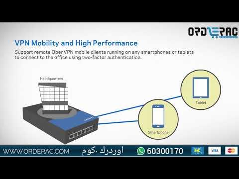 Linksys LRT224 - Dual WAN Gigabit Router - Unbox & Setup - смотреть