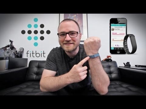 Fitbit Flex Unboxing & First Look! (Wireless Activity + Sleep Wristband)