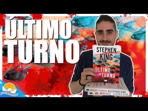 [Análise] ÚLTIMO TURNO & Trilogia Bill Hodges | Stephen King