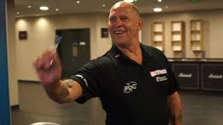 Russ Bray - 9-Dart Challenge