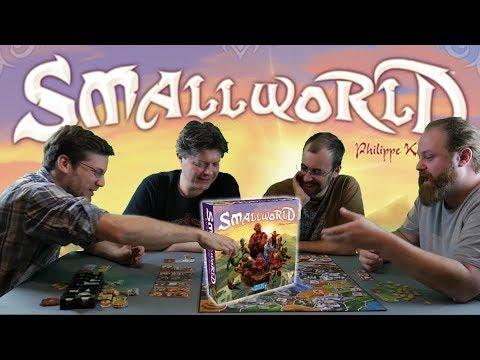 Small World bemutató és játék - Gémklub