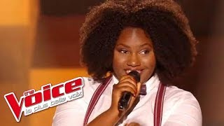 Gambar cover Mark Ronson & Bruno Mars – Uptown Funk   Mickaëlle   The Voice France 2016   Blind Audition