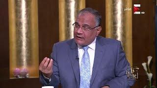 كل يوم - د/ سعد الدين الهلالي: أبو حنيفة والأمام أحمد قالوا أن من يعمل أجير في نقل الخمر عمله حلال