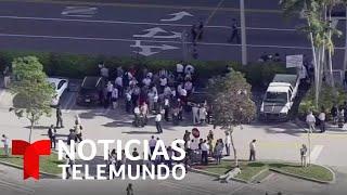 Terremoto entre Jamaica y Cuba provoca evacuaciones de edificios en Miami   Noticias Telemundo