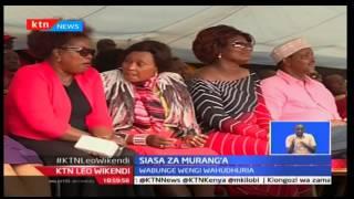 KTNLeo Wikendi: Jamlek Kamau azindua azma akiwa katika kinyang'anyiro cha ugavana