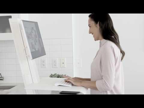 Van iedere tafel een gezonde, actieve zit/sta (thuis)werkplek maken