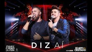 "Zé Neto e Cristiano divulgam música inédita ""Diz Aí"""