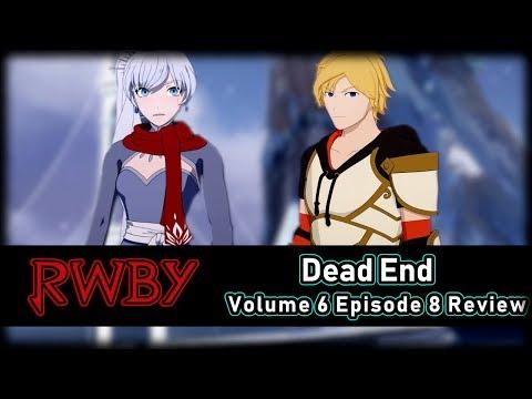 Rwby Volume 6 Chapter 8