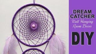 Perfect Dreamcatcher | Wall Decoration Ideas | Handmade Craft | Latest Design DIY Dream Catcher