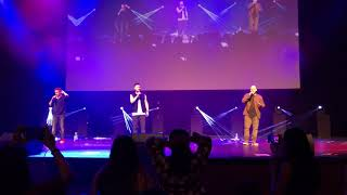 911 Live in Singapore 2018 - Love Sensation