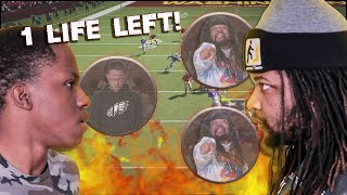 Against All Odds... Can He Complete The Comeback?! (Madden Beef Ep.74)