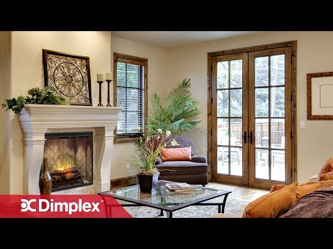 Revillusion Built-in Electric Fireplace | Dimplex