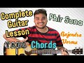 Phir suna | Gajendra Verma | Complete Guitar Lesson | Tabs | Chords | Instrumental