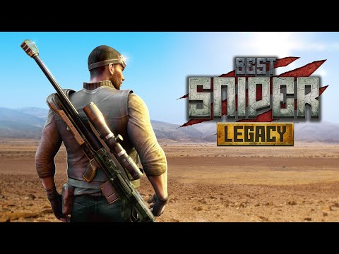 Best Sniper Legacy: Dino Hunt & Shooter 3D wideo