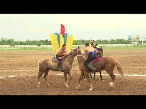 Астана қаласында «Ұлы дала рухы» фестивалінің оңтүстік аймақтық іріктеу жарыстарының екінші күні