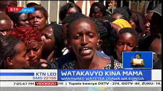 Wanawake wateta usawa wa kijinsia kuhusu uteuzi wa mawaziri