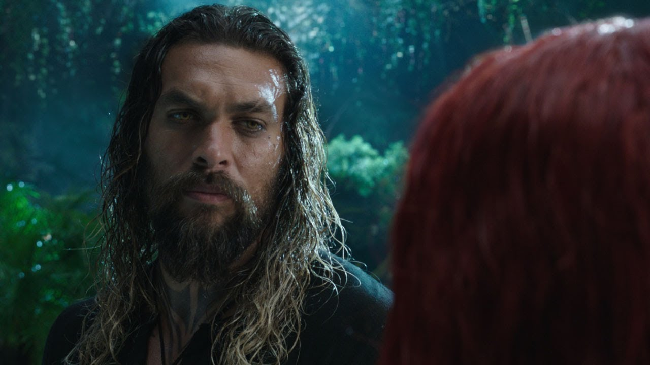 Aquaman | Assista ao novo trailer com cenas inéditas!