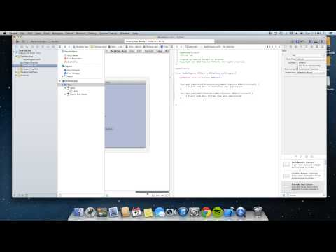 Swift for OSX Apps: Hello World