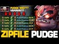 99 INSANE BLIND HOOKS Zipfile Pudge IS BACK 1 vs 9 EPIC GAME Pudge Official