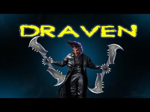 DRAVEN! - Dagger Stuck | League of Legends