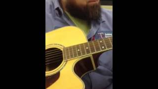 Change of heart -- Tom Petty acoustic cover