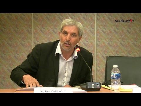 Conseil Municipal de Vaulx-en-Velin du jeudi 30 mars 2017