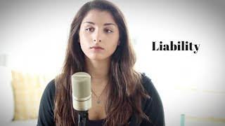 Liability - Lorde Cover - Annabelle Kempf